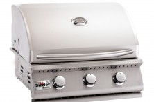 Sizzler 26″ Stainless Steel Built-in Gas Grill