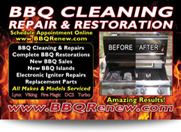 BBQ RENEW POSTCARD MAIL