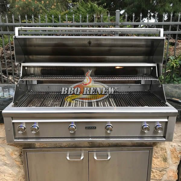 AFTER BBQ Renew Cleaning & Repair in Corona Del Mar 3-9-2018