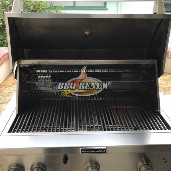 AFTER BBQ Renew Cleaning & Repair in Corona del Mar 3-13-2018