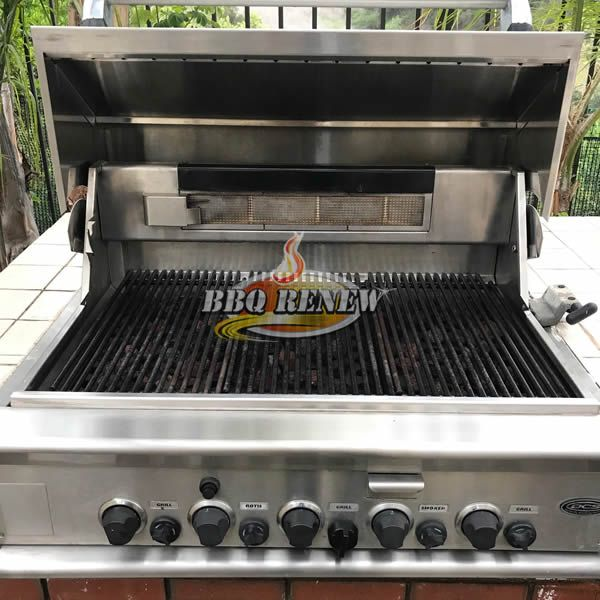 AFTER BBQ Renew Cleaning & Repair in Anaheim Hills 3-13-2018